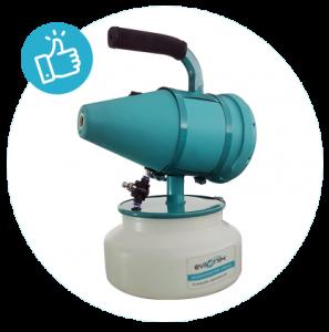 Evronix PLUS özel üretim el tipi ilaçlama dezenfeksiyon ve sterilizasyon cihazı